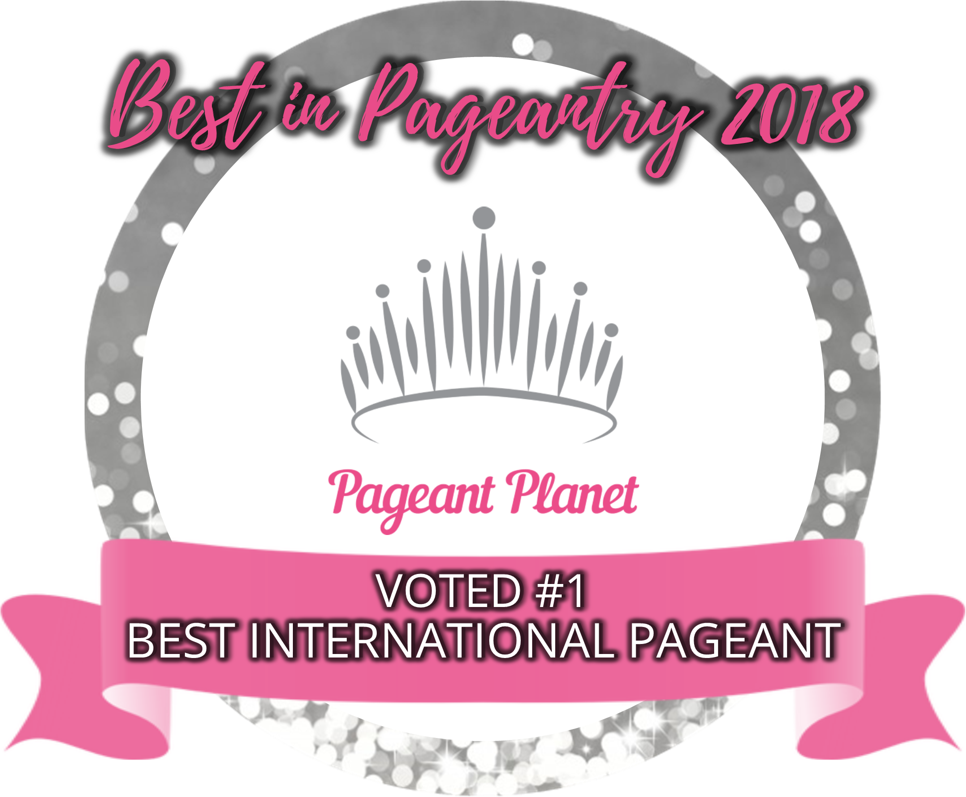 #1 Best International Pageant of 2018