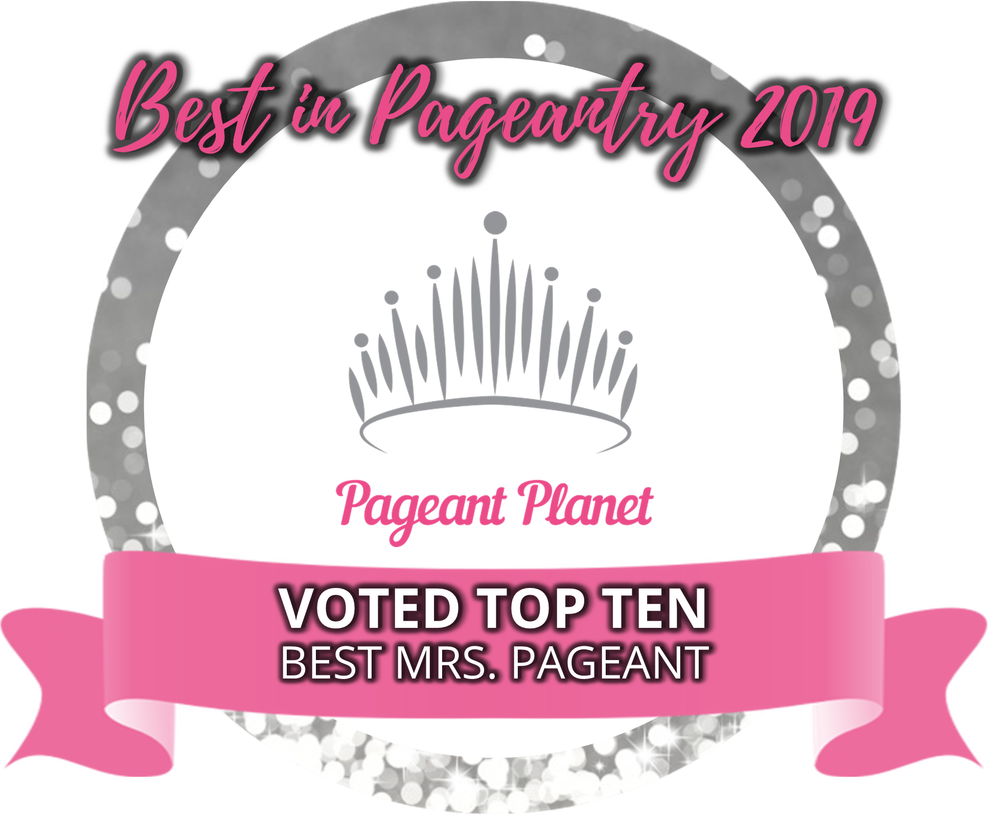 Top 10 Mrs. Pageants of 2019