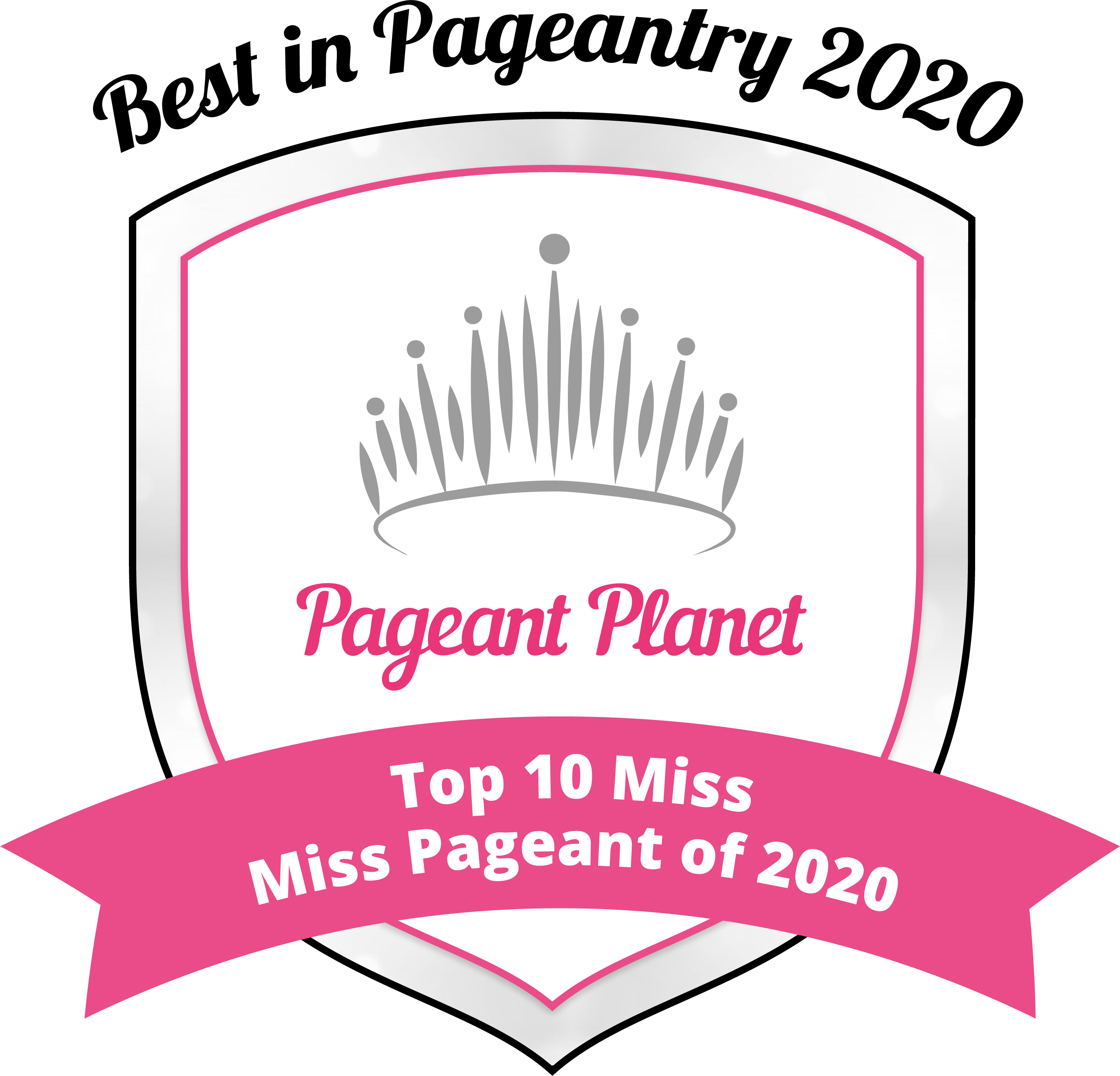 Top 10 Miss Pageant of 2020