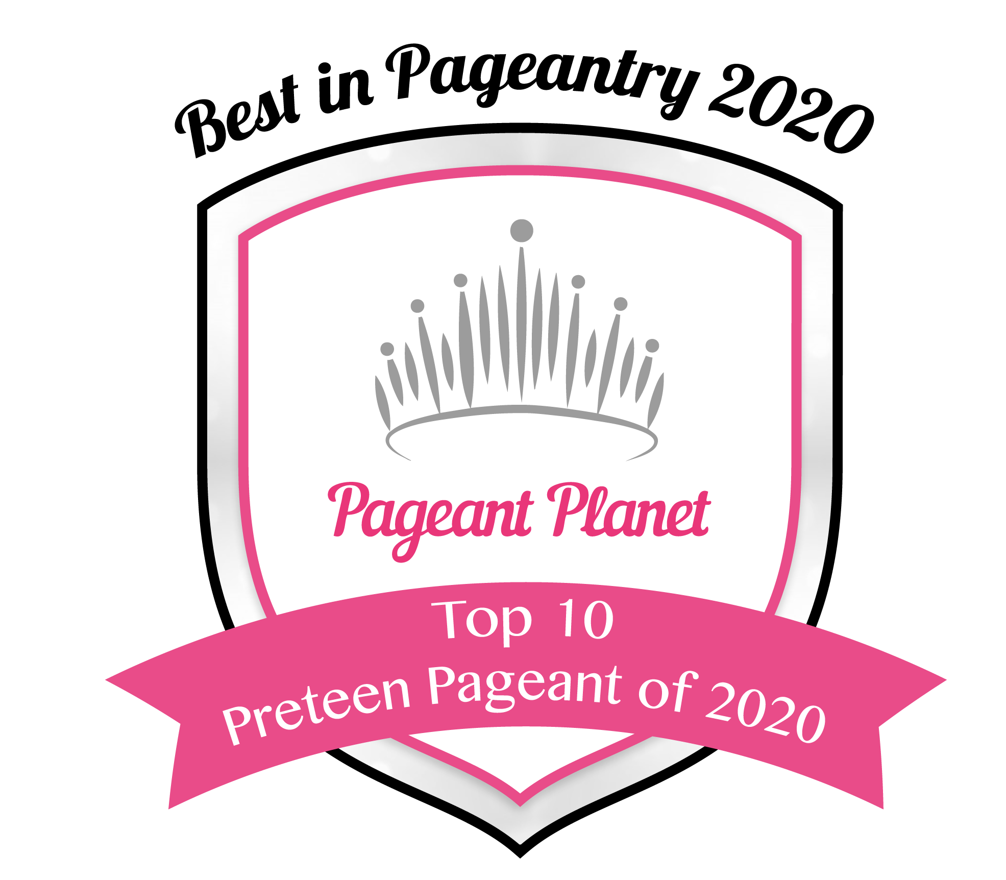 Top 10 Preteen Pageant of 2020