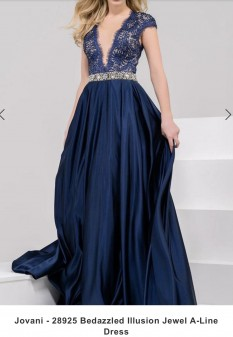 NWT Jovani Gown