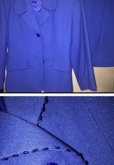 Custom interview suit