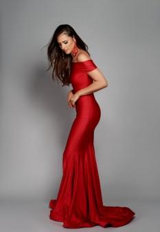 Jessica Angel Mermaid Gown