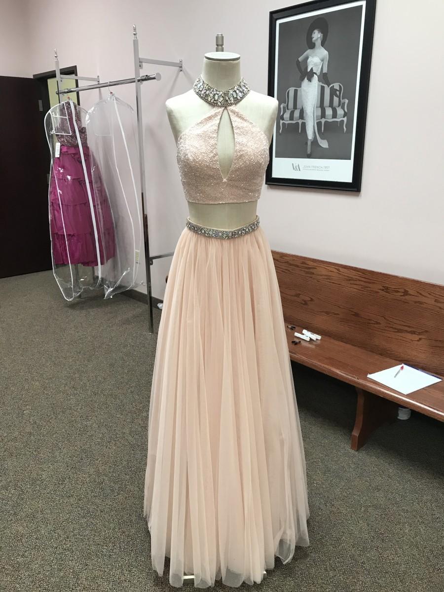 Blush Gown from Sherri Hill