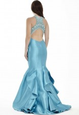 Turquoise Mermaid dress from Jolene