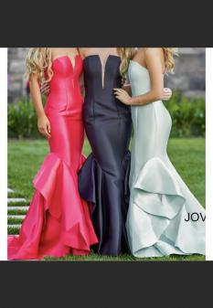 Jovani Fuchsia Style 28900