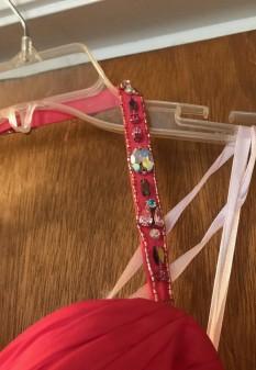 Custom Beaded Gown by YSA Makino