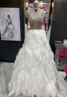 Custom Jovani Couture Ballgown