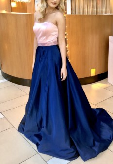 SZ 2 Sherri Hill Ball Gown