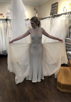 Stunning Stephen Yearick Gown - Resembles Miss Universe Canada 2019 gown