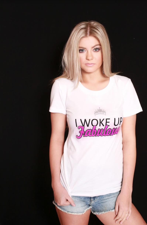 Woke Up Fabulous T-Shirt