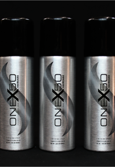 ONEx50 3-Pack Travel All-In-ONE Styling & Finishing Hairspray