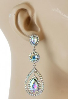 Kiristen Pageant Earrings