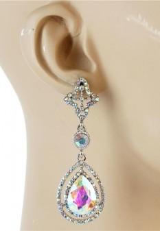 Morgan Pageant Earrings