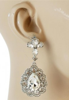Lacie Pageant Earrings