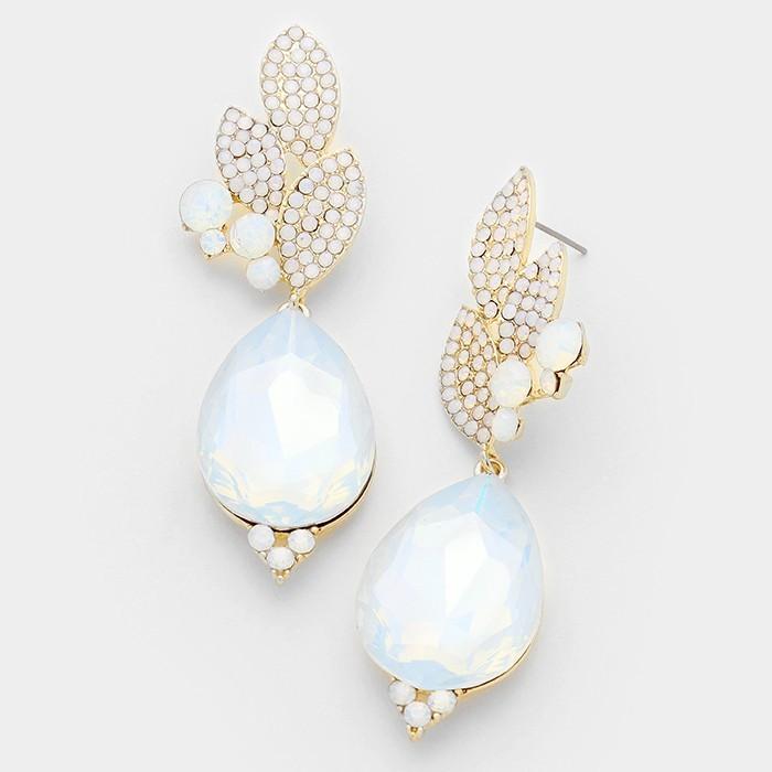 Lillian Pageant Earrings