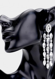 Laurya Pageant Earrings
