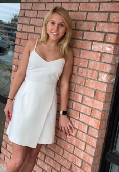 French Connection Envelope Dress