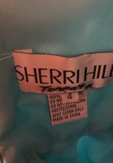 Blue Sherri Hill Dress