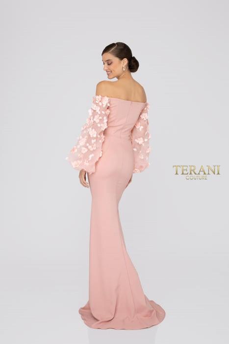 Sand Terani Couture Dress