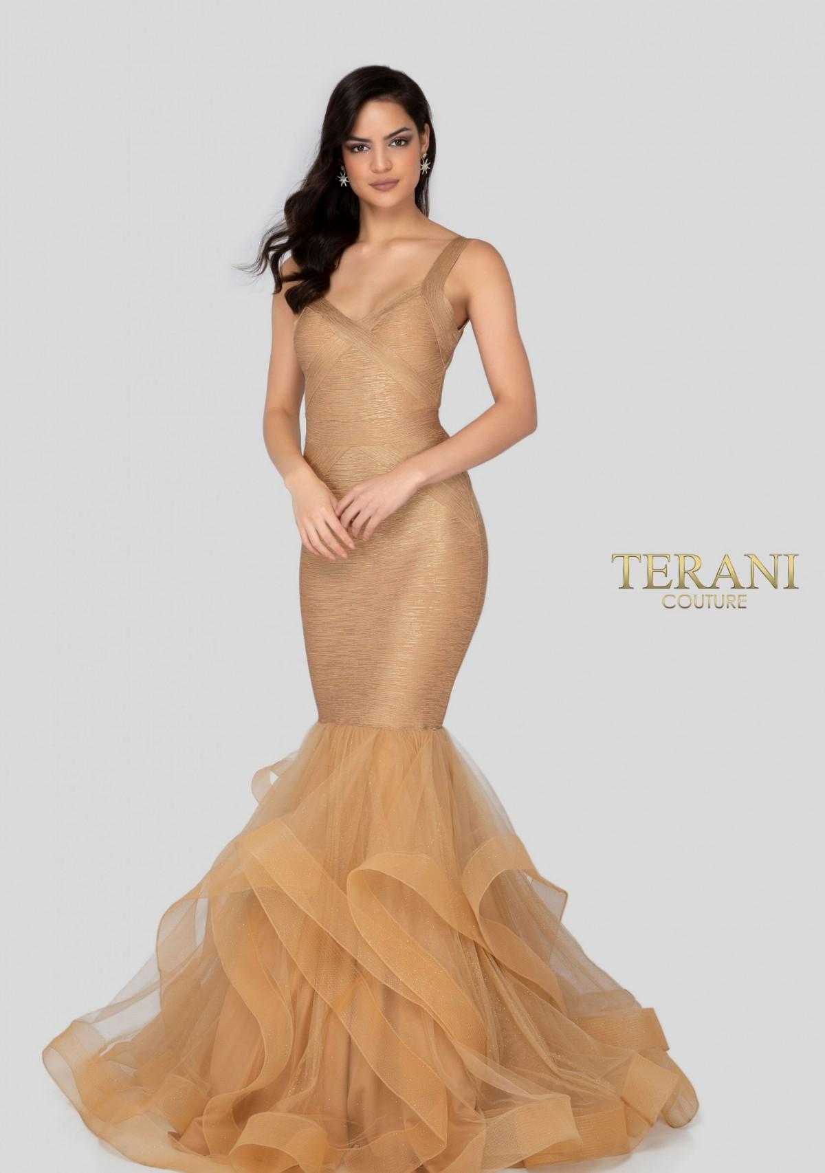 Terani Couture Mermaid