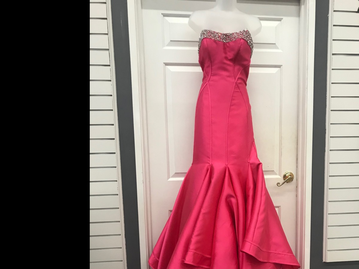 GORGEOUS PAGEANT GOWN by MacDuggal