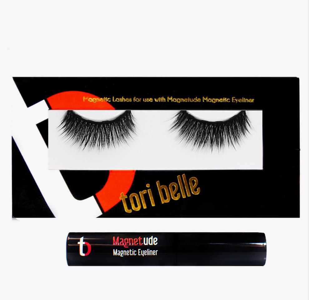 Date Night Magnetude Eyeliner and Lash Bundle