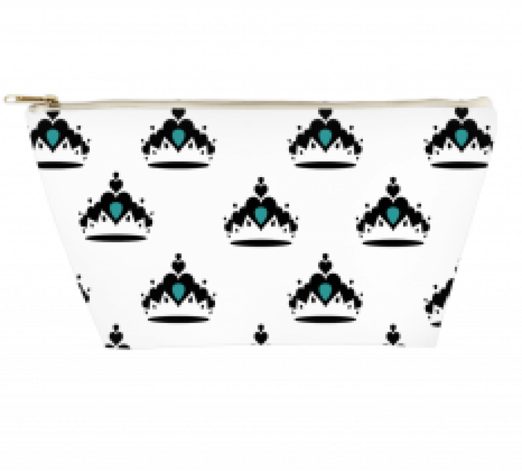 Tiara Cosmetic Bag