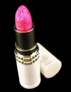 GlowStix Long-Lasting Shimmer Lipstick STILETTO and Topical Glitter AFTER PARTY