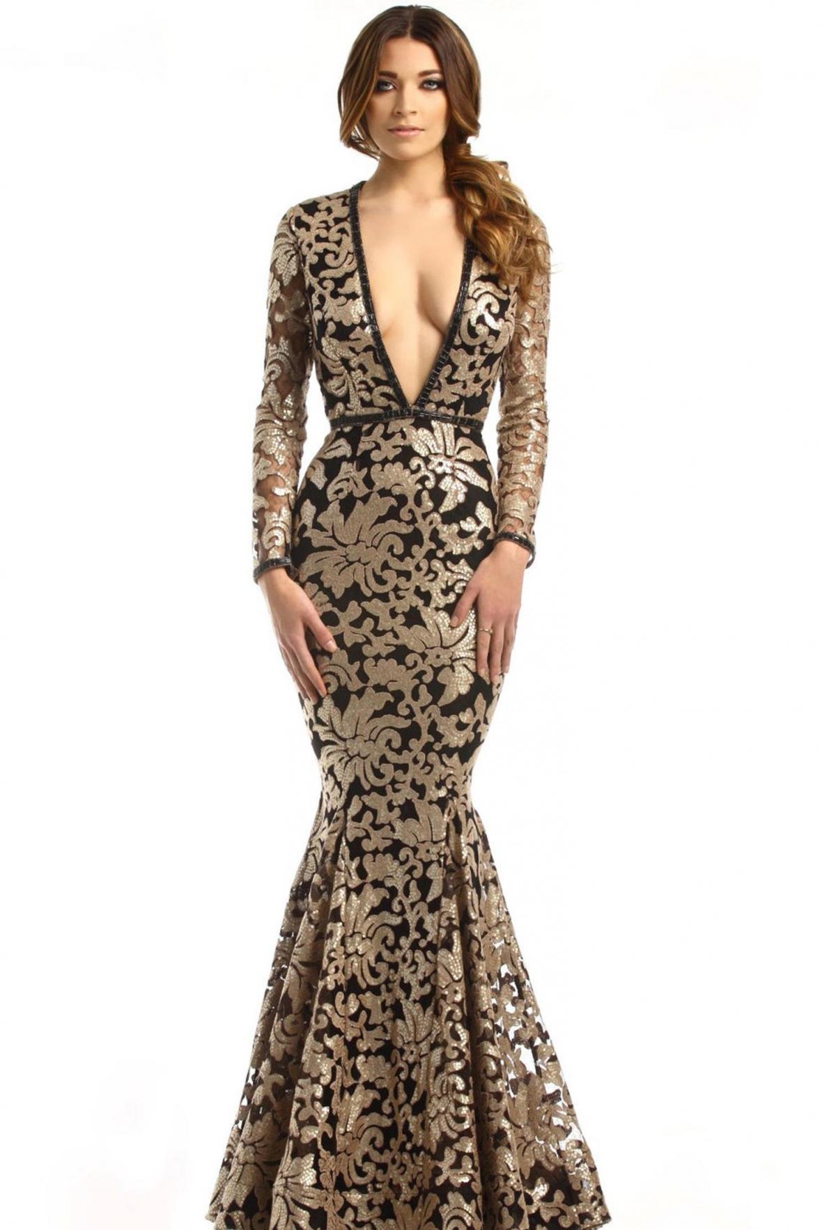 Johnathan Kayne gown 6113