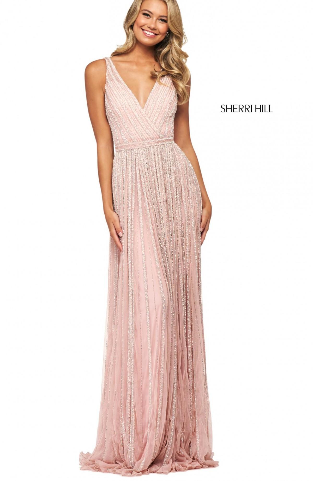 Sherri Hill Evening Dress 53867
