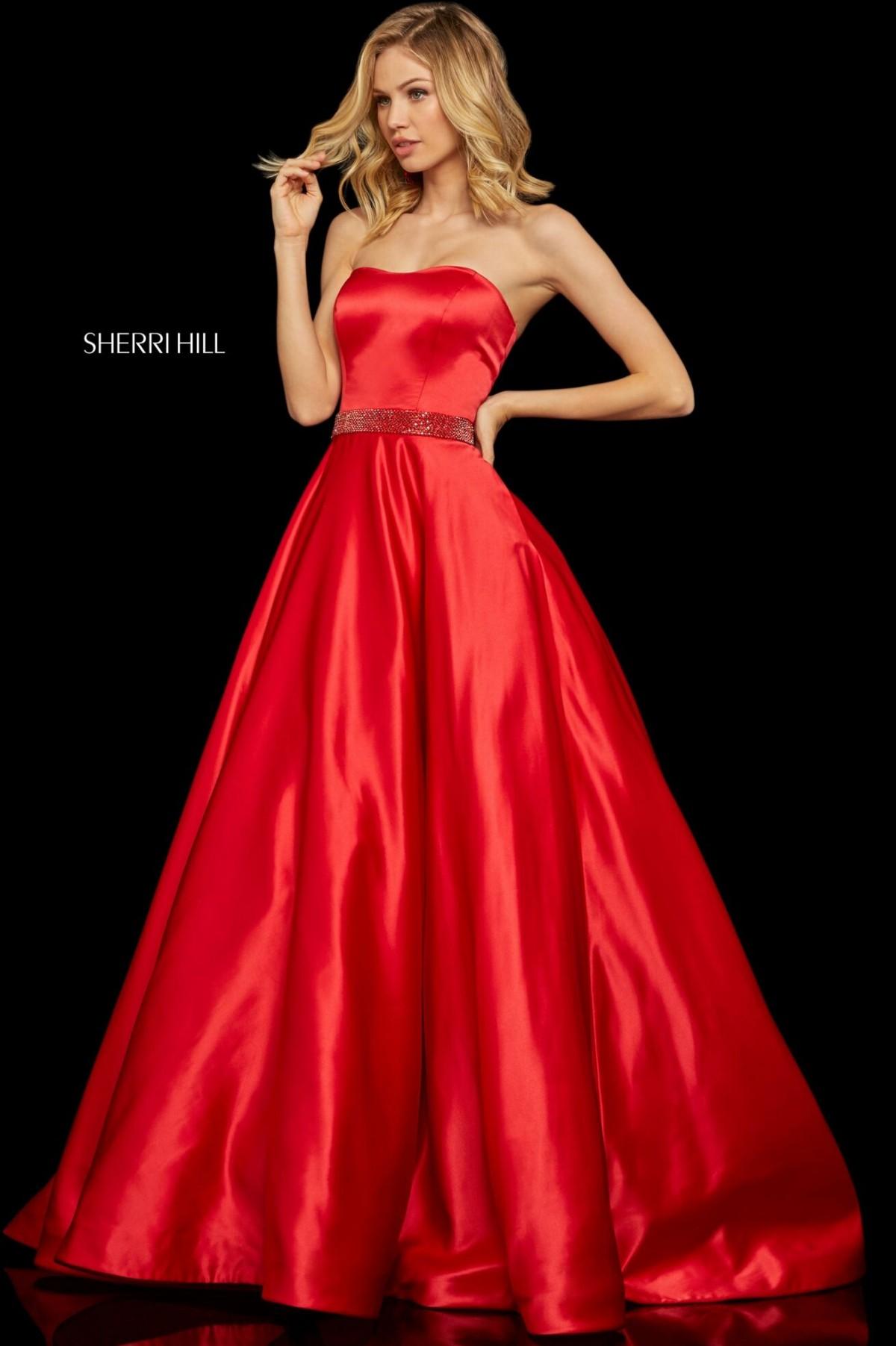 Sherri Hill pageant dress