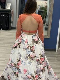 Sherri Hill long dress