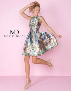 Mac Duggal Cocktail Size 0