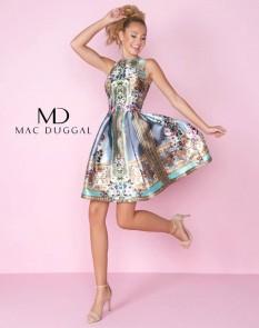 Mac Duggal Cocktail Dress size 10