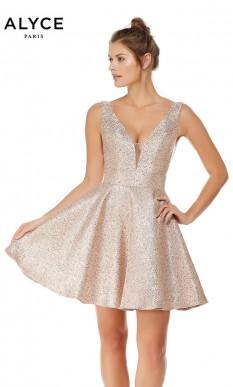 Alyce Paris Cocktail Dress Size 22