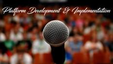 Platform Development & Implementation