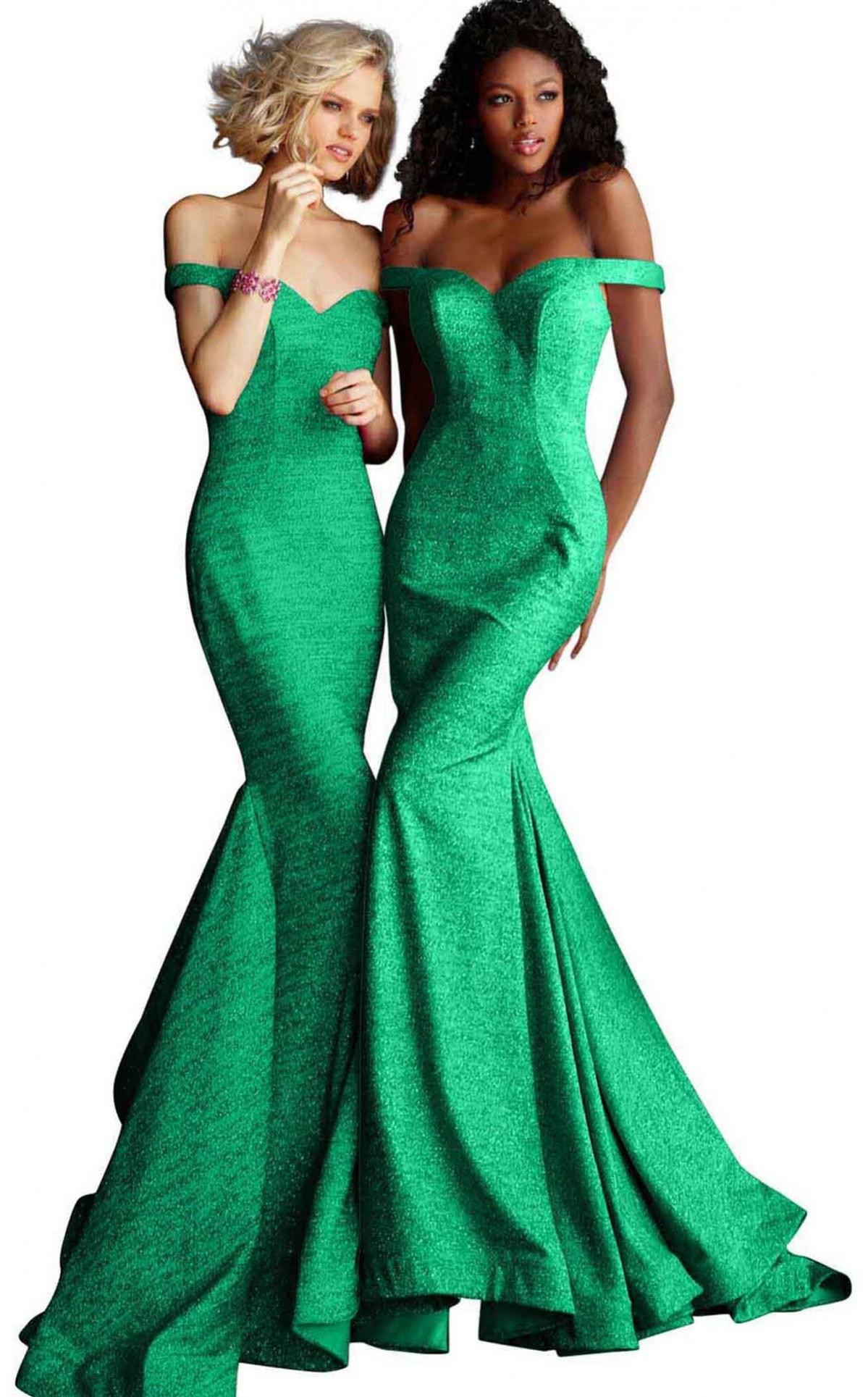 Jovani Jade Mermaid Dress