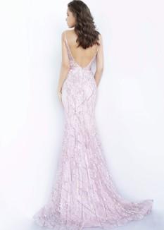 Jovani Floral Glitter Gown 2245