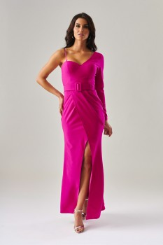 Fuchsia Dress by Forever Unique