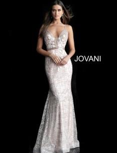 Jovani Mermaid Dress 62517 (#2 on Auction)