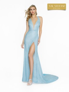 Val Stefani Mermaid with Wrap Skirt 3714RA