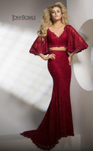 Tony Bowls 2pc all over lace TB117275