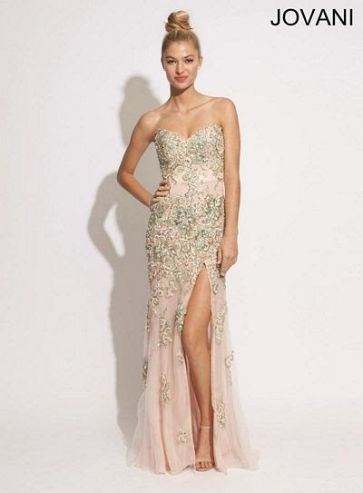 Jovani Gown #89259A