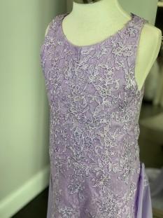 ASHLEY Lauren Kids Fun Fashion Runway For Girls - Tweens - 8055 Lilac Size 8