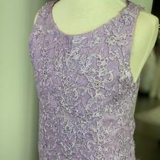 ASHLEY Lauren Kids Fun Fashion Runway For Girls - Tweens - 8055 Lilac Size 16