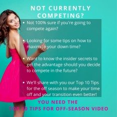 FREE VIDEO: Top 10 Tips for Off-Season video