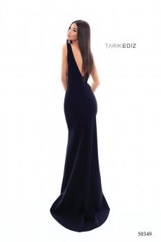 Tarik Ediz Black Dress