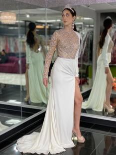 Off White Jovani Couture