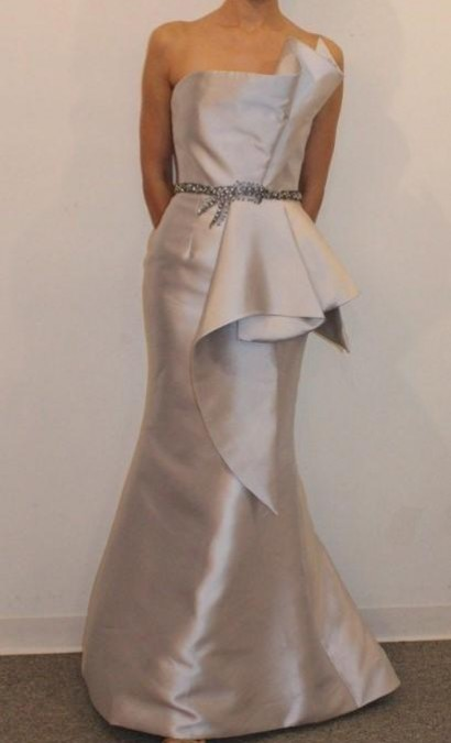 Gray Terani Couture